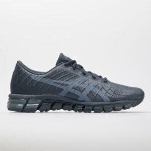 ASICS GEL-Quantum 180 4 Men's Running Shoes Tarmac/Steel Blue Size 10.5 Width D - Medium