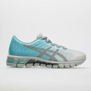 ASICS GEL-Quantum 180 4 Women's Running Shoes Ice Mint/Stone Grey Size 7 Width B - Medium