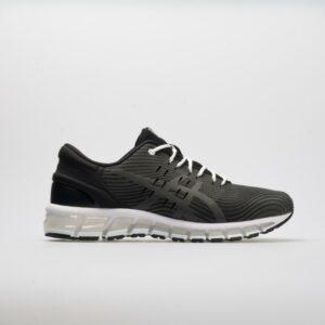 ASICS GEL-Quantum 360 4 Men's Running Shoes Black/Dark Grey Size 12.5 Width D - Medium
