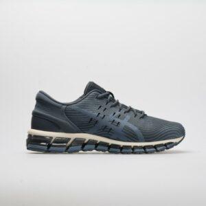 ASICS GEL-Quantum 360 4 Men's Running Shoes Tarmac/Steel Blue Size 12.5 Width D - Medium