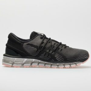 ASICS GEL-Quantum 360 4 Women's Running Shoes Carbon/Black Size 8.5 Width B - Medium