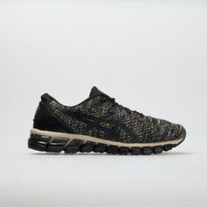ASICS GEL-Quantum 360 Knit 2 Men's Running Shoes Feather Grey/Black Size 11.5 Width D - Medium