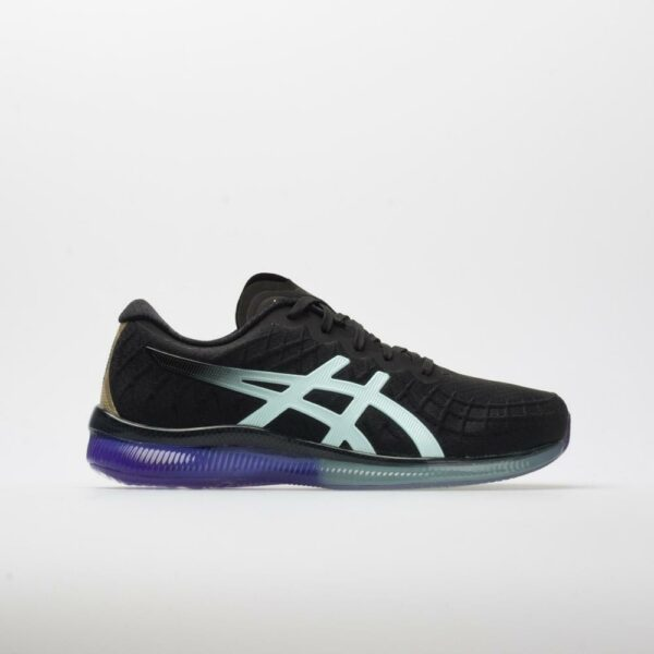 ASICS GEL-Quantum Infinity Women's Running Shoes Black/Icy Morning Size 8.5 Width B - Medium
