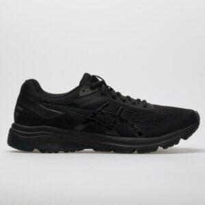 ASICS GT-1000 7 Women's Running Shoes Black/Phantom Size 7 Width B - Medium