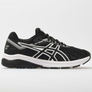ASICS GT-1000 7 Women's Running Shoes Black/White Size 7.5 Width B - Medium