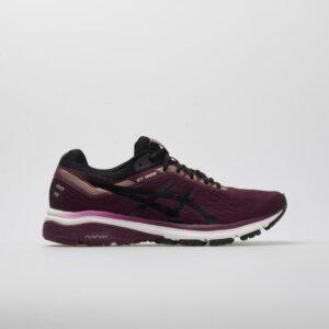 ASICS GT-1000 7 Women's Running Shoes Roselle/Black Size 7.5 Width B - Medium