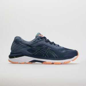 ASICS GT-2000 6 Women's Running Shoes Indigo Blue/Indigo Blue/Smoke Blue Size 7 Width B - Medium