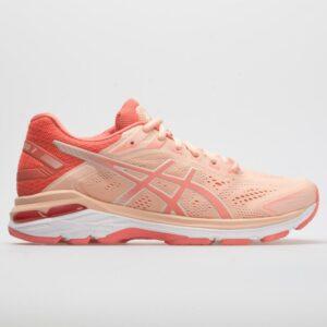 ASICS GT-2000 7 Women's Running Shoes Baked Pink/Papaya Size 10 Width B - Medium