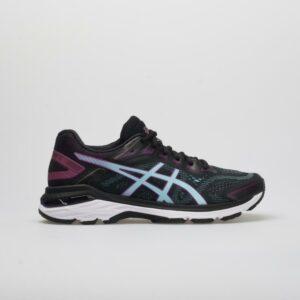ASICS GT-2000 7 Women's Running Shoes Black/Skylight Size 6.5 Width B - Medium