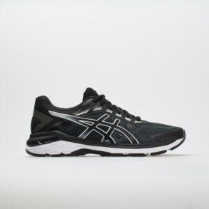 ASICS GT-2000 7 Women's Running Shoes Black/White Size 6.5 Width B - Medium