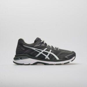 ASICS GT-2000 7 Women's Running Shoes Dark Grey/White Size 8 Width B - Medium