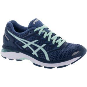 ASICS GT-3000 5 Women's Running Shoes Insignia Blue/Glacier Sea/Pigeon Blue Size 7.5 Width B - Medium