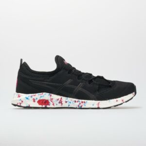 ASICS Hypergel-Sai Women's Running Shoes Black/Pink Glow Size 8.5 Width B - Medium