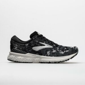 Brooks Adrenaline GTS 19 Camo Pack Women's Running Shoes Black/Grey/Oyster Size 6.5 Width B - Medium