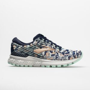 Brooks Adrenaline GTS 19 Camo Pack Women's Running Shoes Navy/Coral/Ice Size 7 Width B - Medium