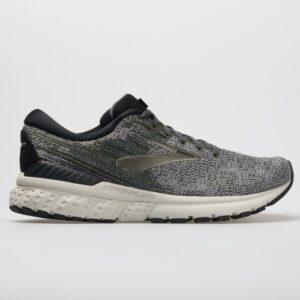 Brooks Adrenaline GTS 19 Men's Running Shoes Black/Green/Gray Size 10 Width D - Medium