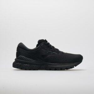 Brooks Adrenaline GTS 19 Women's Running Shoes Black/Ebony Size 6.5 Width B - Medium