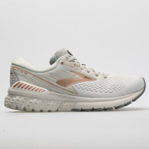 Brooks Adrenaline GTS 19 Women's Running Shoes Grey/Copper/White Size 7.5 Width B - Medium