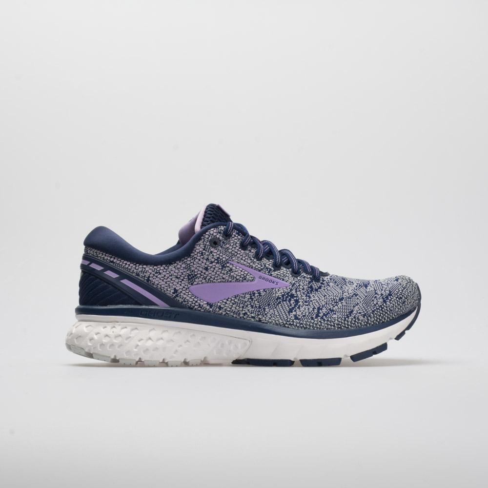 Running Shoes Navy/Gray/Purple Rose