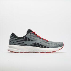 Brooks Launch 6 Men's Running Shoes Ebony/Black/Cherry Size 12.5 Width D - Medium