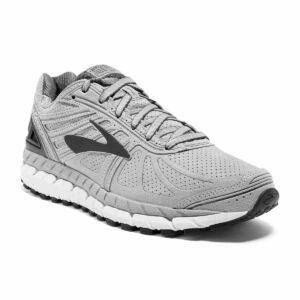 Brooks Men's Beast 16 Suede Running Shoe - Black
