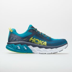 Hoka One One Arahi 2 Men's Running Shoes Caribbean Sea/Dress Blue Size 8.5 Width D - Medium