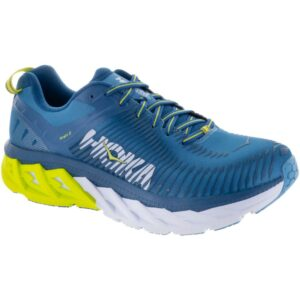 Hoka One One Arahi 2 Men's Running Shoes Niagara/Midnight Size 8.5 Width D - Medium