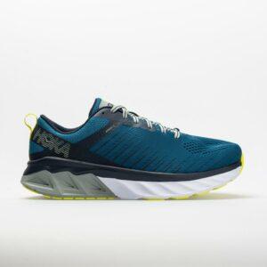 Hoka One One Arahi 3 Men's Running Shoes Blue Sapphire/Mood Indigo Size 12 Width D - Medium