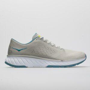 Hoka One One Cavu 2 Men's Running Shoes Lunar Rock/Storm Blue Size 8.5 Width D - Medium
