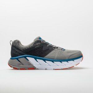 Hoka One One Gaviota 2 Men's Running Shoes Frost Gray/Seaport Size 11 Width D - Medium