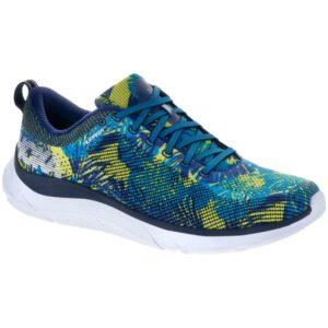 Hoka One One Hupana Men's Running Shoes Dresdon Blue/Citrus Size 8.5 Width D - Medium
