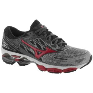 Mizuno Wave Creation 19 Men's Running Shoes Griffin/True Red/Black Size 8 Width D - Medium