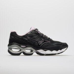 Mizuno Wave Creation 20 Women's Running Shoes Black Size 7.5 Width B - Medium