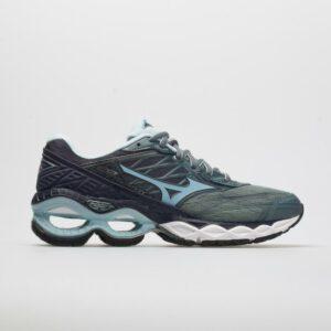 Mizuno Wave Creation 20 Women's Running Shoes Graphite/Cool Blue Size 8.5 Width B - Medium