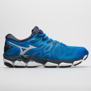 Mizuno Wave Horizon 3 Men's Running Shoes Brilliant Blue/Cloud Size 11 Width D - Medium