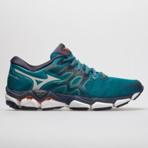 Mizuno Wave Horizon 3 Men's Running Shoes Ocean Depths/Cloud Size 10 Width D - Medium