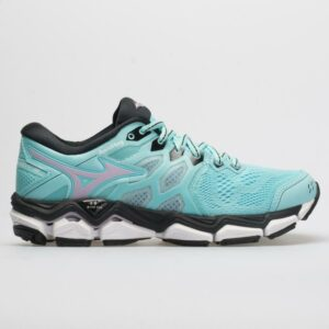 Mizuno Wave Horizon 3 Women's Running Shoes Angel Blue/Lavender Frost Size 7.5 Width B - Medium