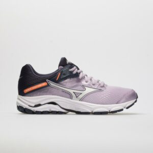 Mizuno Wave Inspire 15 Women's Running Shoes Lavender Frost/Silver Size 9.5 Width B - Medium