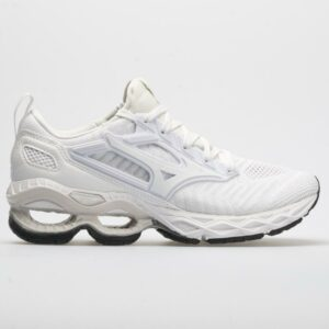 Mizuno Waveknit C1 Women's Running Shoes White Size 7.5 Width B - Medium