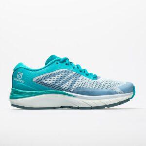 Salomon Sonic RA Max 2 Women's Running Shoes Cashmere Blue/Bluebird Size 6.5 Width B - Medium