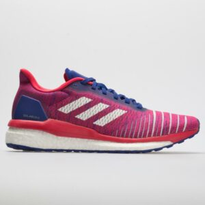 adidas Solar Drive Women's Running Shoes Active Blue/White/Shock Red Size 8.5 Width B - Medium