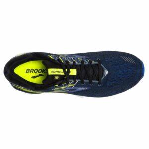 Brooks ADRENALINE GTS 19-BLACK/BLUE/NIGHT-9.5-D