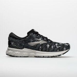 Brooks Adrenaline GTS 19 Camo Pack Men's Running Shoes Black/Grey/Oyster Size 8 Width D - Medium