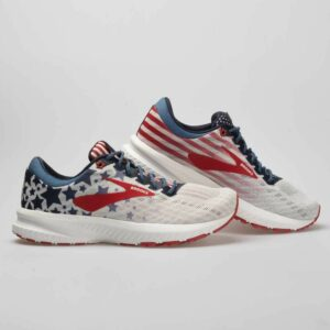 Brooks Launch 6 Old Glory Edition Men's Running Shoes Size 10.5 Width D - Medium