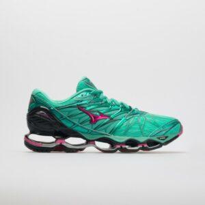 Mizuno Wave Prophecy 7 Women's Running Shoes Billard/Pacific Size 6.5 Width B - Medium