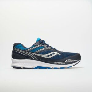 Saucony Echelon 7 Men's Running Shoes Navy/Blue Size 8.5 Width EE - Wide