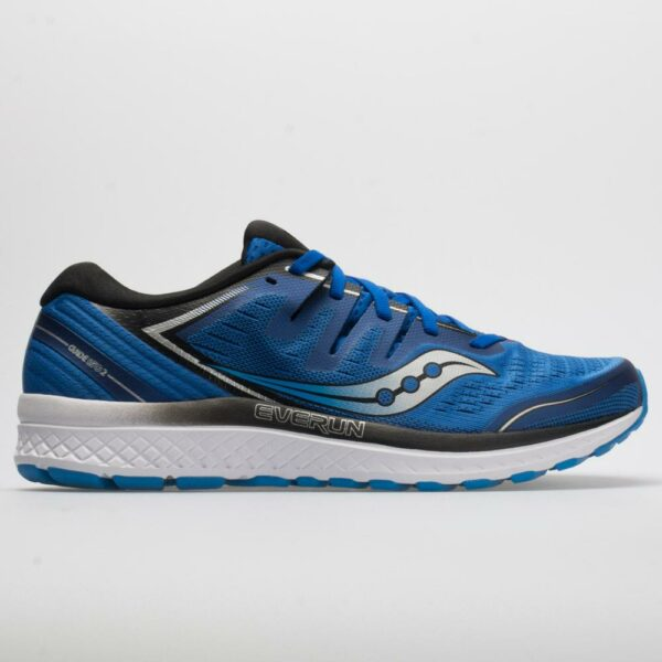 Saucony Guide ISO 2 Men's Running Shoes Blue Size 9 Width D - Medium