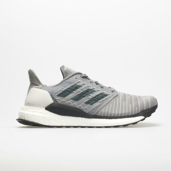 adidas Solar Boost Men's Running Shoes Grey/Bold Onix Size 12.5 Width D - Medium