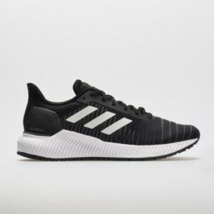 adidas Solar Ride Men's Running Shoes Core Black/White/Grey Size 8.5 Width D - Medium