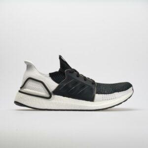 adidas Ultraboost 19 Men's Running Shoes Core Black/Grey Size 10 Width D - Medium
